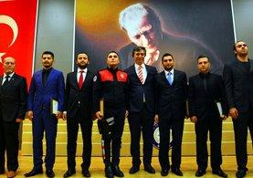Erdoğan'a suikast timini yakalayan o kahramanlara ödül