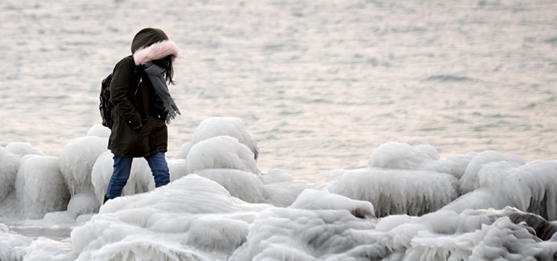 BEAST FROM THE EAST KEEPS UP ITS DEEP FREEZE ON EUROPE, KILLS OVER 60