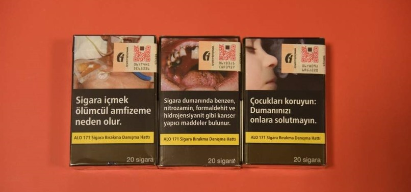TURKEY SWITCHES TO PLAIN PACKAGING TO DETER SMOKERS