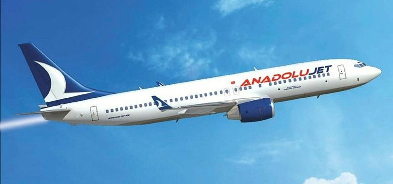 ANADOLUJET GOES GLOBAL BRAND WITH INTERNATIONAL FLIGHTS