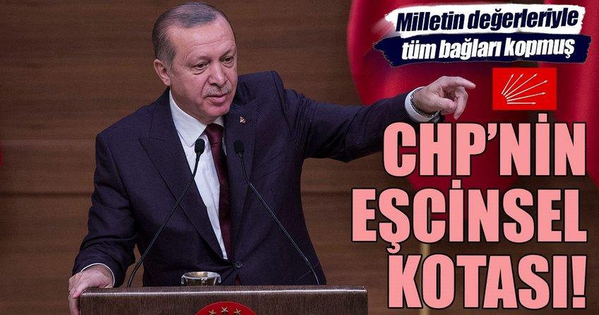 """CHP'nin """"eşcinsel kotası"""""""