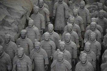 Dünyanın sekizinci harikası  Toprak Askerler