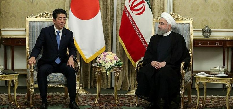 ROUHANI: JAPAN WANTS TO CONTINUE PURCHASING IRANIAN OIL