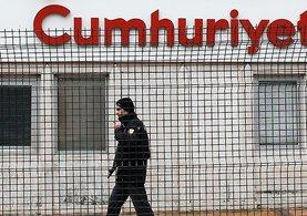 Cumhuriyet Gazetesi yöneticilerine FETÖ ve PKK'ya yardım operasyonu