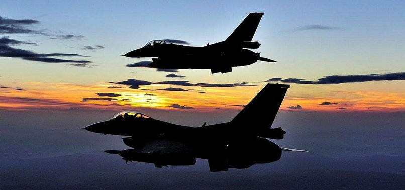 AT LEAST 7 PKK TERRORISTS NEUTRALIZED IN AIRSTRIKES ON HAFTANIN REGION IN NORTHERN IRAQ