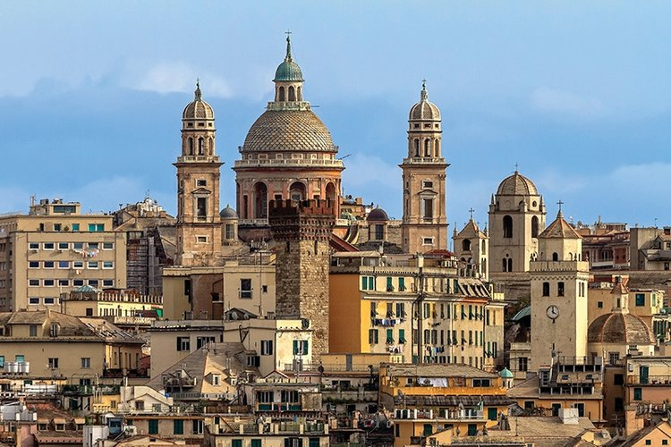 Gerçek İtalyan: Cenova