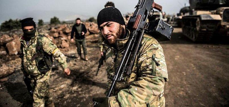 TURKISH ARMED FORCES, FSA CAPTURE MT. BARSAYA IN AFRIN
