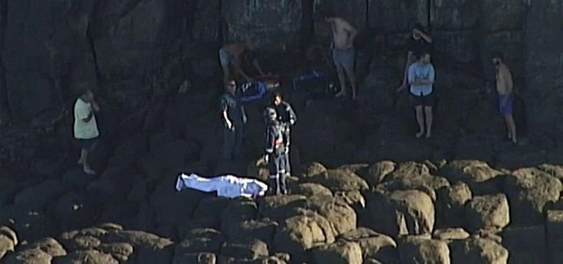 TEENAGE SURFER KILLED BY SHARK, 2ND IN AUSTRALIA IN A WEEK