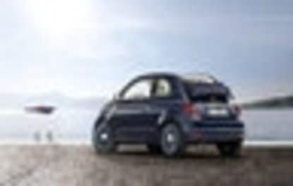 2017 Fiat 500 Riva