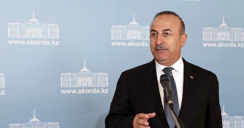 Dışişleri Bakanı Çavuşoğlundan Alman mevkidaşına tebrik telefonu