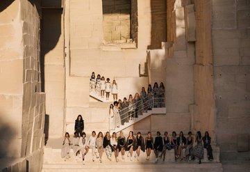 Chanel Cruise 2022 Dubai Yolcusu
