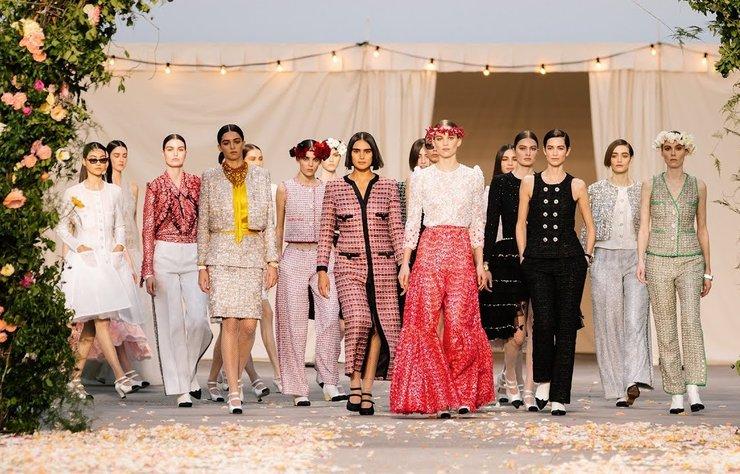 Chanel Couture İlkbahar/Yaz 2021 koleksiyonu özel bir filmle tanıtıldı.