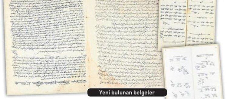 Osmanlı tarihini değiştirecek belgeler bulundu