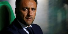 Shanghai coach Pereira rules himself out of Everton job