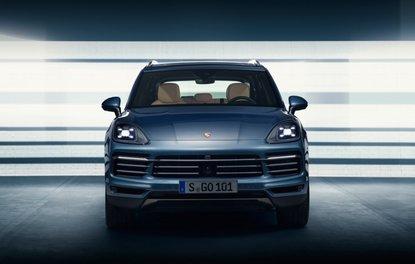 Porsche Cayennein üçüncü nesli tanıtıldı