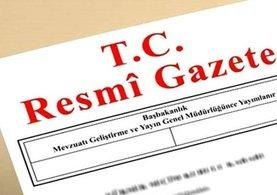 2 yeni Kanun Hükmünde Kararname (KHK) Resmi Gazete'de yayınlandı!