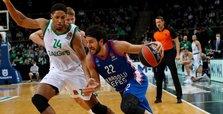 Anadolu Efes lose to Zalgiris Kaunas