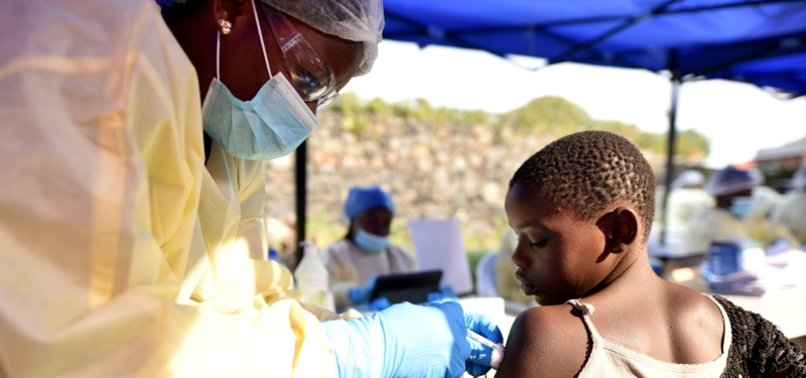 EBOLA CASES IN DR CONGO RISE TO 74 IN LATEST OUTBREAK
