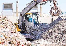 400 bin konutun elektriği çöpten