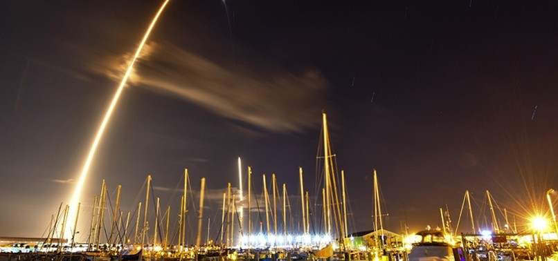 SPACEX LAUNCHES AND LANDS SECRETIVE ZUMA DELIVERY MISSION