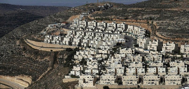 RUSSIA SLAMS US DECISION ON ILLEGAL ISRAELI SETTLEMENTS