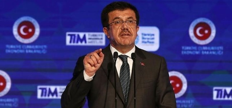 TURKEY TO BOOST USE OF NATIONAL CURRENCIES IN TRADE WITH NEIGHBORING COUNTRIES