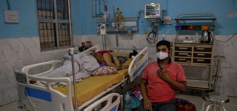 INDIA OVERTAKES UK IN VIRUS DEATH TOLL