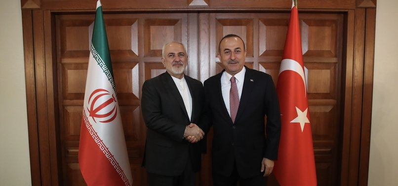 IRAN EMBARGOES ARE WRONG, FM ÇAVUŞOĞLU SAYS