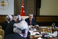 Erdoğan discusses Turkey-Israel relations with Jewish leaders in New York