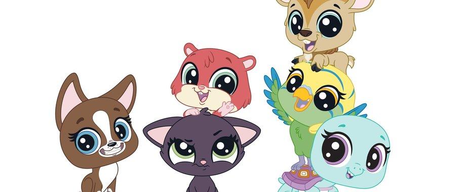 Littlest Pet Shop Minişler minikaGOda!