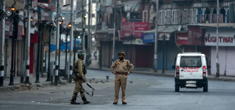 GOVT SETS COUNCIL ELECTIONS IN JAMMU AND KASHMIR