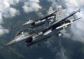 Son dakika: TSK El Bab'a hava operasyonu düzenledi