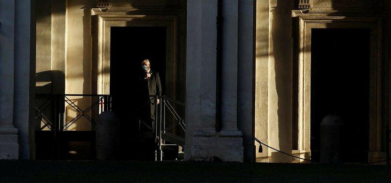 ITALY REPORTS 467 CORONAVIRUS DEATHS ON WEDNESDAY, 15,204 NEW CASES