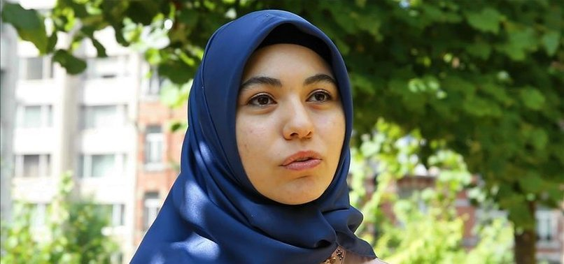 GIRL DENIED INTERNSHIP IN BELGIUM DUE TO HEADSCARF