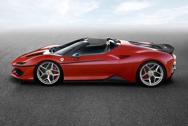 Ferrari'ye tasarım ödülü