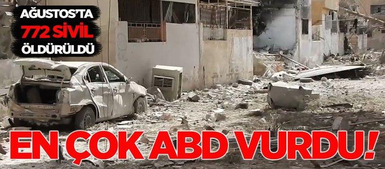 Suriye'de günde 25 kişi katlediliyor!