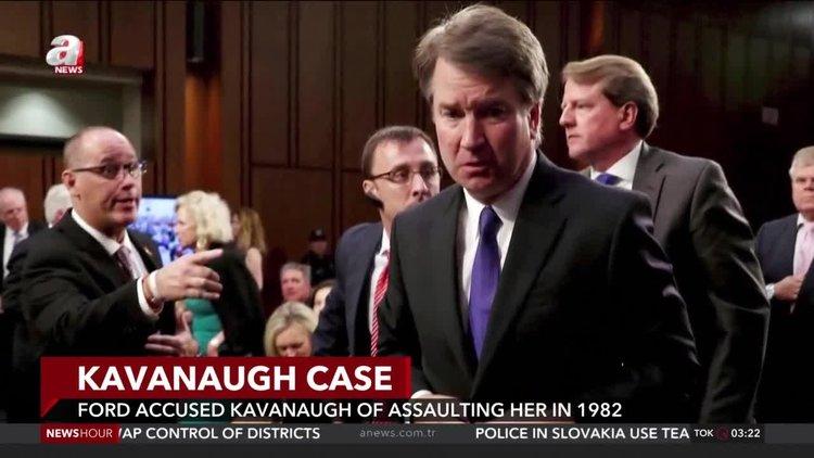 Kavanaugh case: Democratic senators say FBI ignored 'tips' on SC justice