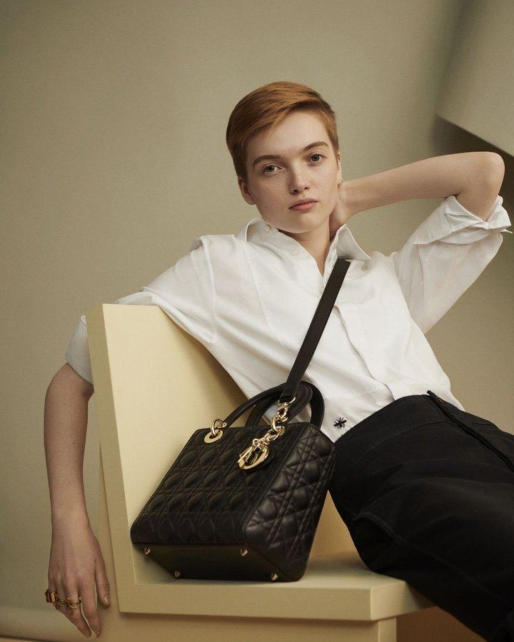 İkonik Lady Dior'un zamansız kadınları