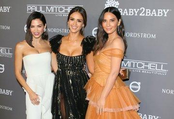 Baby2Baby 2018 Galası Kırımızı Halı