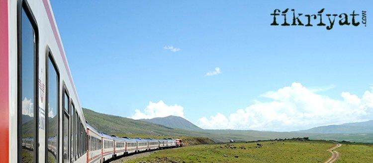 Tren yolculuğu sevenlerin bilmesi gereken rotalar