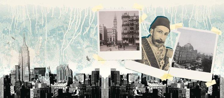 Abdülhamid'in arşivinden ABD fotoğrafları