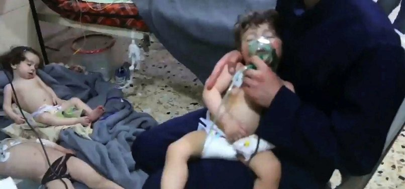 CHEMICAL INSPECTORS LAUNCH PROBE IN SYRIA AFTER WESTERN STRIKES