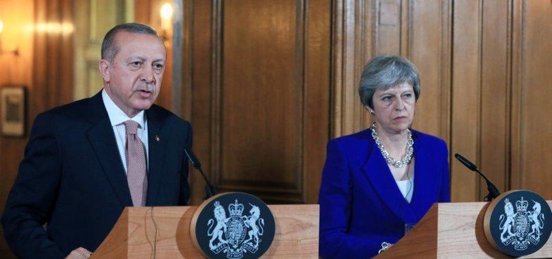 TURKEY, UK URGE END TO ISRAELI VIOLENCE IN GAZA, CALL FOR ACTION, INDEPENDENT INVESTIGATION