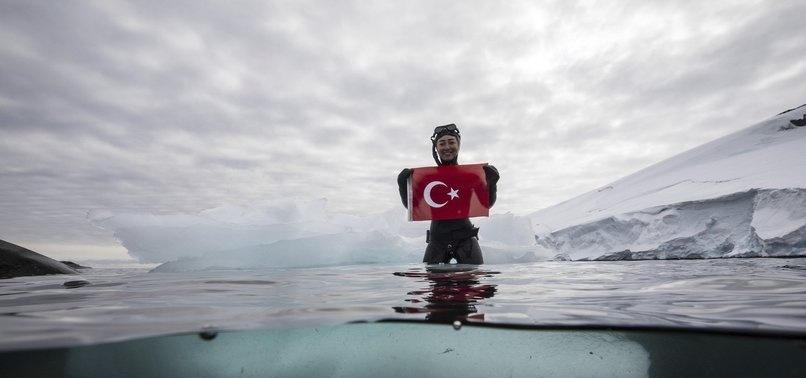 TURKEYS ROLE IN ANTARCTICA PROMOTES SCIENCE