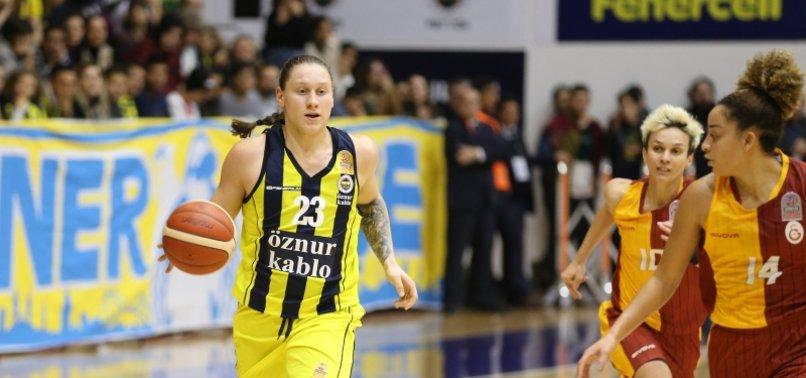 BASKETBALL: FENERBAHCE STAR NAMED EUROLEAGUE WOMEN MVP