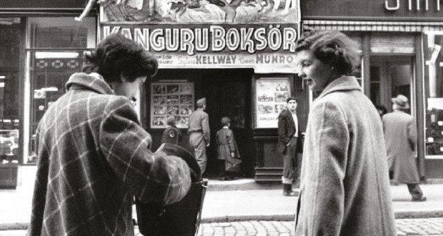 İstanbul'un orta yeri sinema