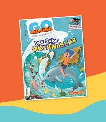 01.08.2021 MinikaGo Dergi - Sayı: 56
