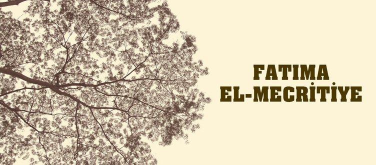 ASTRONOMİ ÜZERİNDE ÇALIŞTI: FATIMA EL-MECRİTİYE