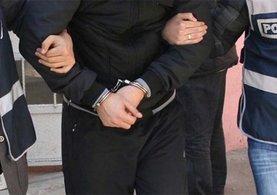 İzmir'de terör operasyonu: 5 zanlı gözaltına alındı