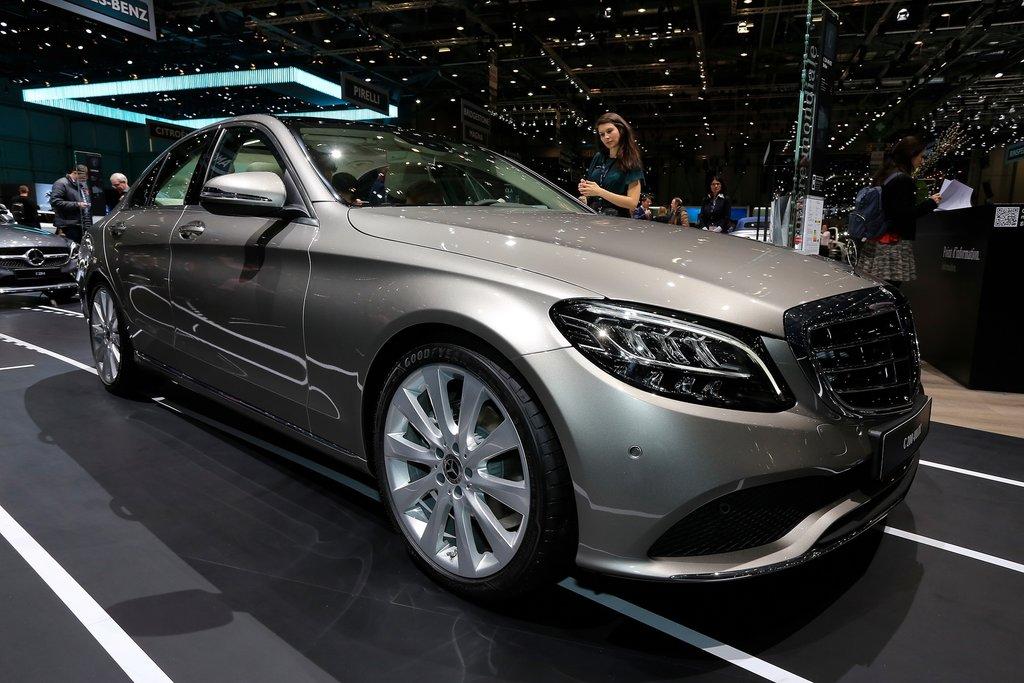 2019 Mercedes Benz C Serisi Galeri Otomobil 08 Mart 2018 Perşembe